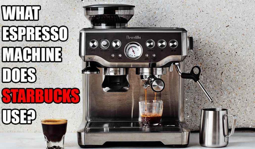 starbucks at home machine